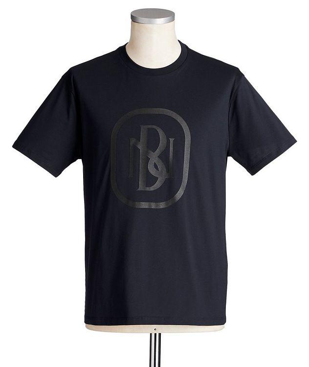 T-shirt imprimé en coton picture 1