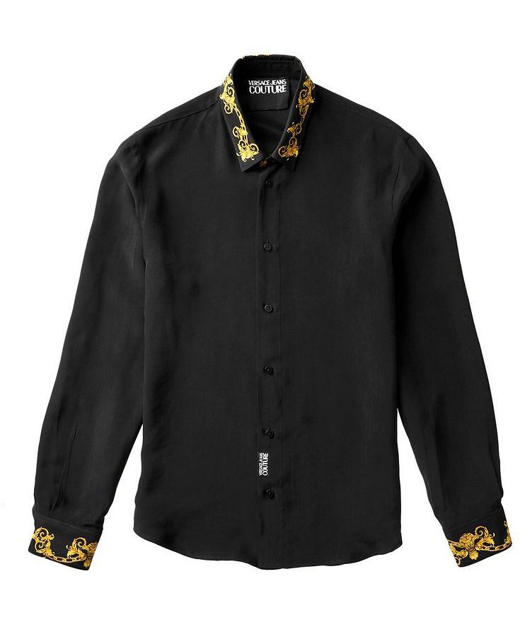Baroque-Printed Shirt image 1