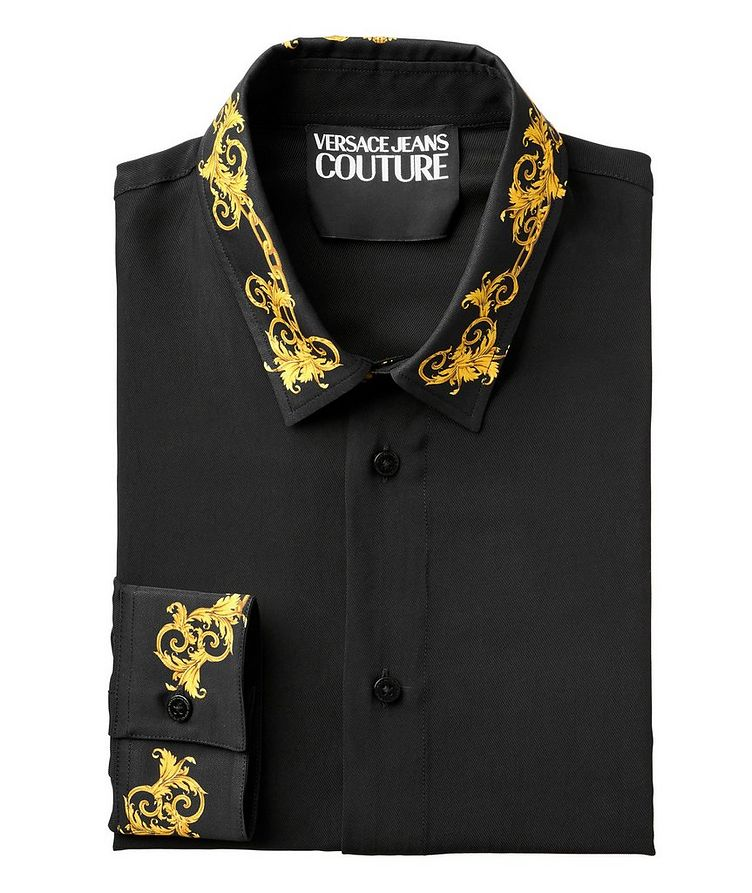 Baroque-Printed Shirt image 0