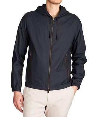 Ermenegildo Zegna Leggerissimo Wool-Silk Jacket