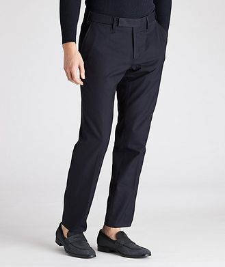 Ermenegildo Zegna Cotton Twill Chinos