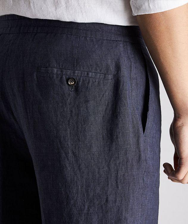 Linen Bermuda Shorts picture 3
