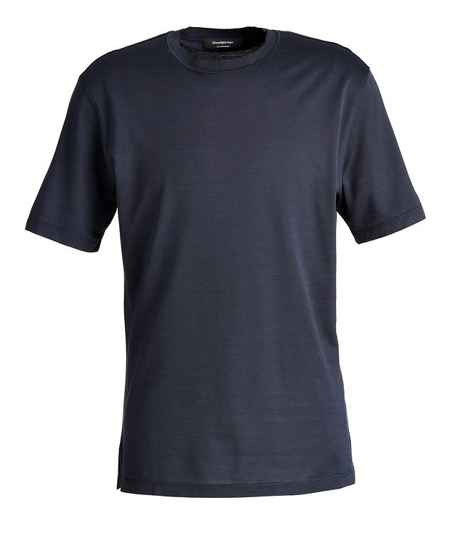 Leggerissimo Cotton-Silk T-Shirt picture 1