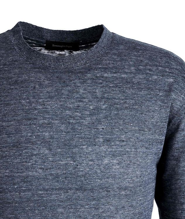 Heathered Linen T-Shirt picture 2