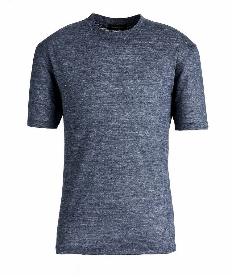 Heathered Linen T-Shirt image 0