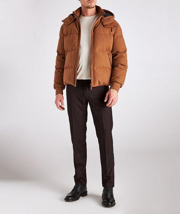 Cashmere, Silk & Linen Sweater picture 2