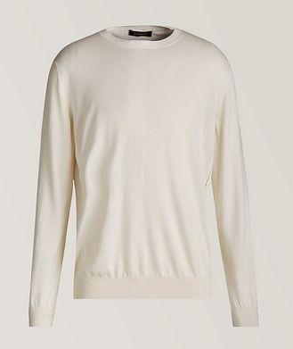 Ermenegildo Zegna Cashmere, Silk & Linen Sweater