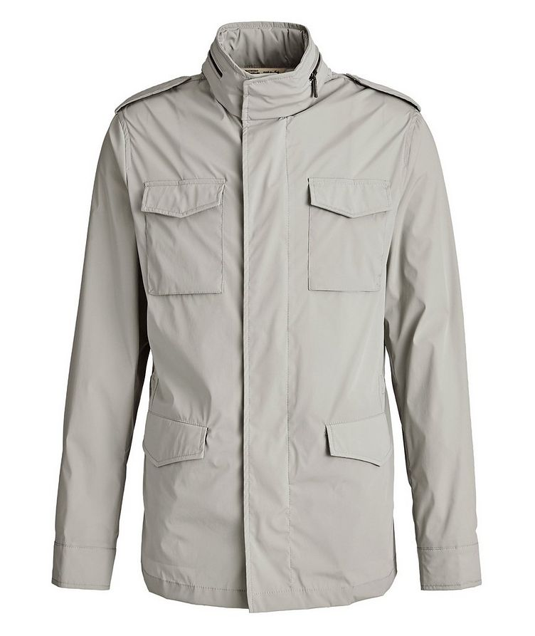 Stretch-Nylon Field Jacket image 0