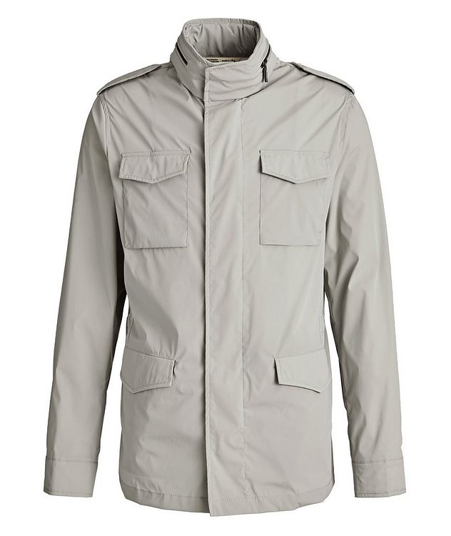 Stretch-Nylon Field Jacket picture 1