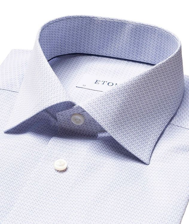 Contemporary Fit Music Note Dress Shirt picture 2