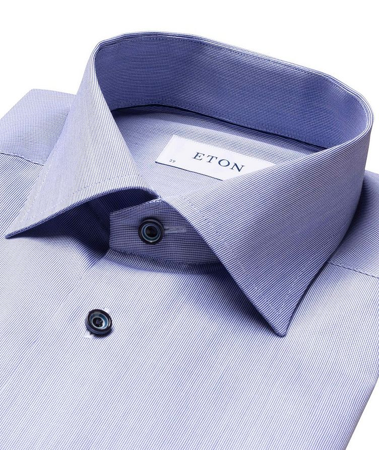 Contemporary Fit Textured Dress Shirt image 1