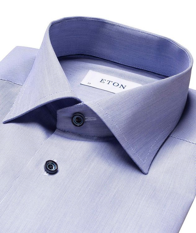 Contemporary Fit Textured Dress Shirt picture 2