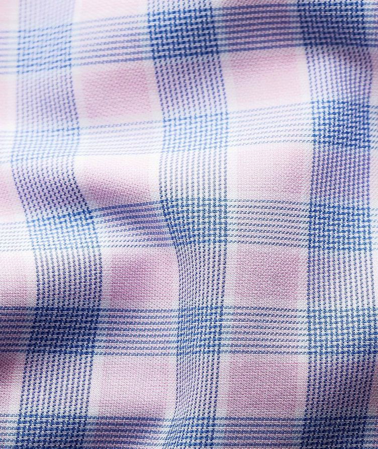 Contemporary Fit Checked Dress Shirt image 2