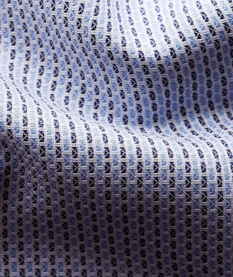Slim Fit Striped Dress Shirt image 2