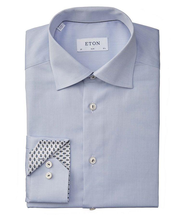Chemise habillée de coupe ajustée image 0