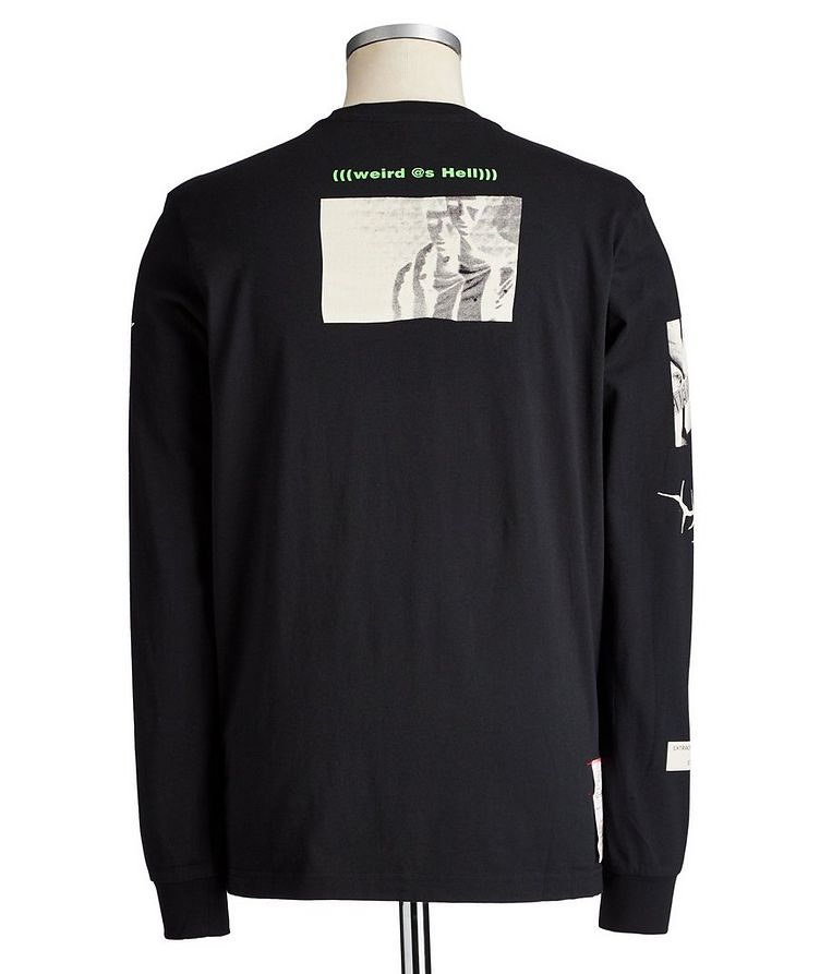 Long-Sleeve Printed T-Shirt image 1