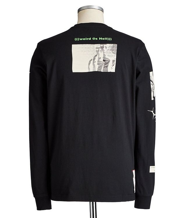 Long-Sleeve Printed T-Shirt picture 2