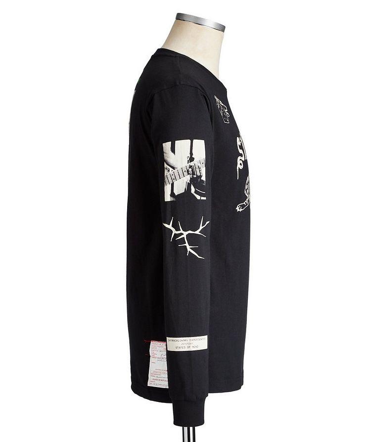 Long-Sleeve Printed T-Shirt image 2