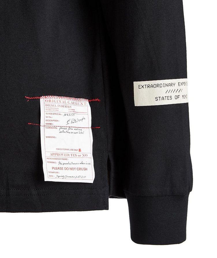 Long-Sleeve Printed T-Shirt image 4