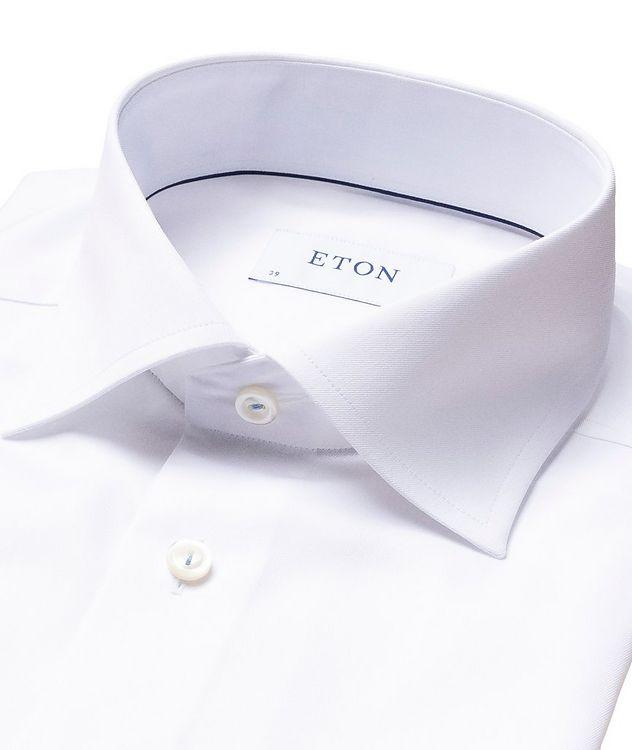 Slim Fit Cotton Dress Shirt picture 2