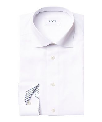 Eton Slim Fit Cotton Dress Shirt