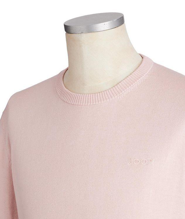 Cotton, Silk & Cashmere Sweater picture 2