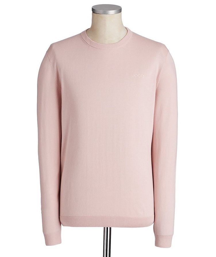 Cotton, Silk & Cashmere Sweater image 0