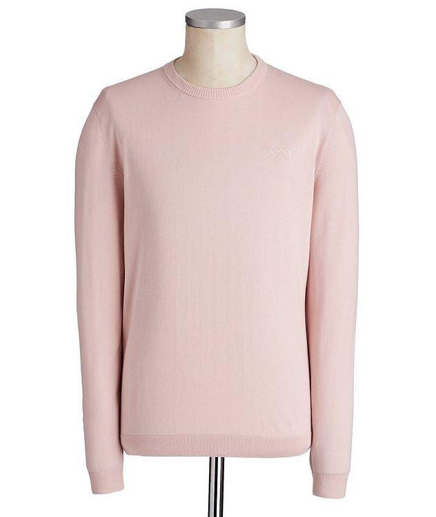 Cotton, Silk & Cashmere Sweater picture 1