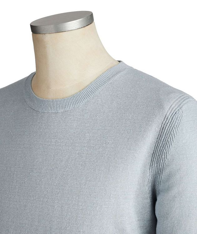 Linen Sweater picture 2