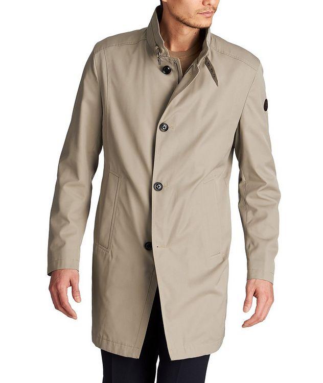Felino Twill Raincoat  picture 1