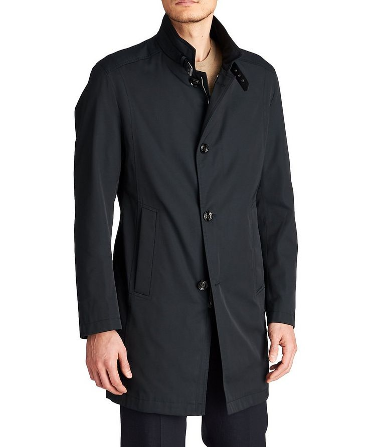 Felino Twill Raincoat  image 0