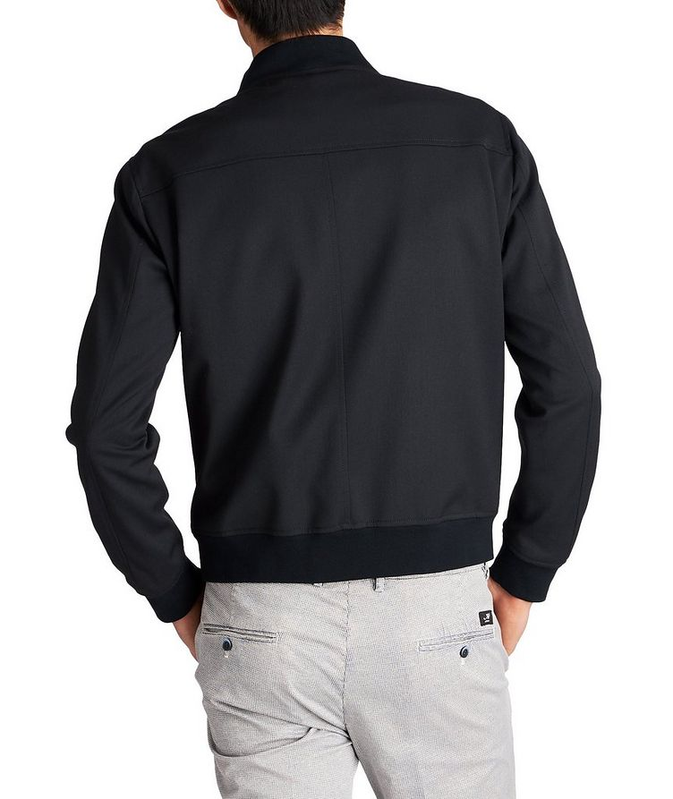 Indro Wool-Blend Bomber image 1