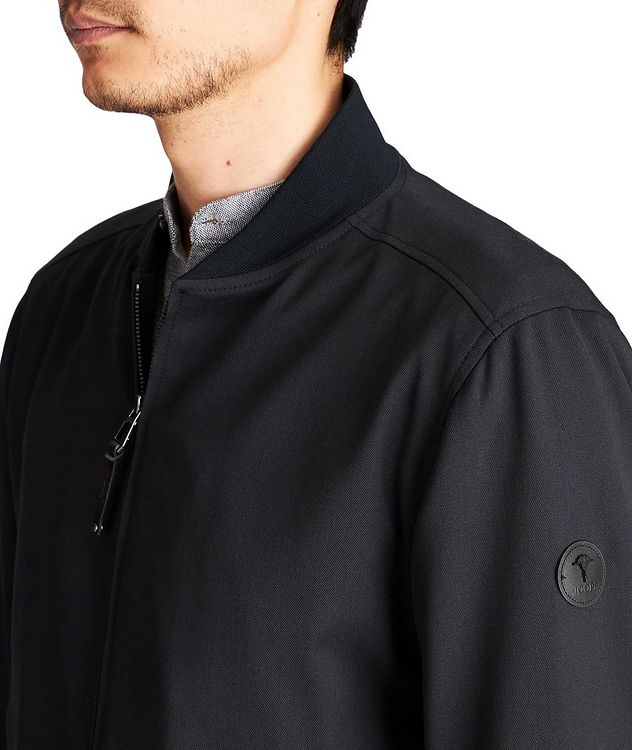 Indro Wool-Blend Bomber picture 3