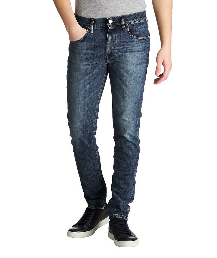 D-Strukt Tapered Slim Fit Jeans image 0