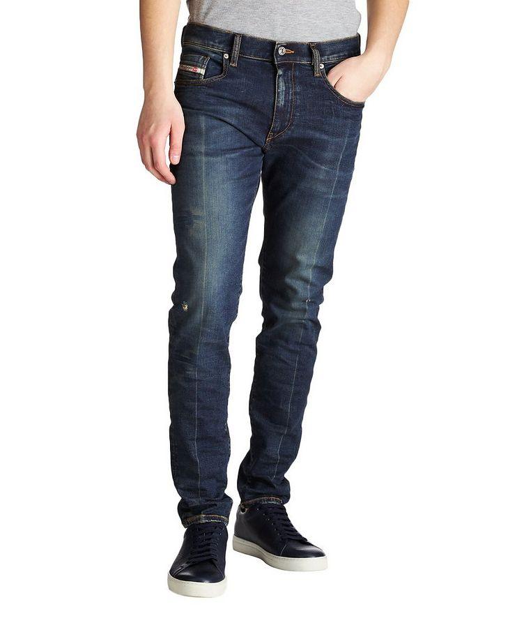 D-Strukt Tapered Slim Fit Jeans image 0
