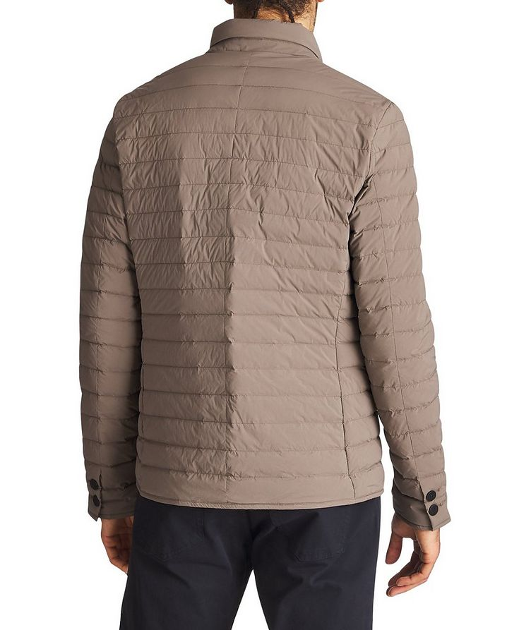 Jamie Quilted Down Sports Jacket image 1