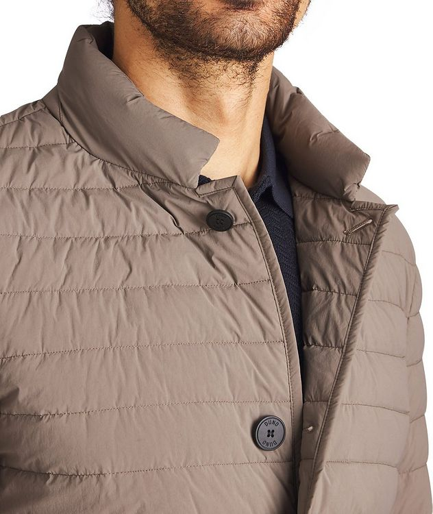 Jamie Quilted Down Sports Jacket picture 3