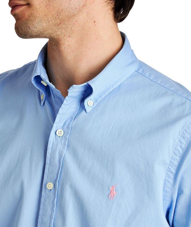 Short-Sleeve Cotton Shirt image 1