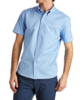 Polo Ralph Lauren Short-Sleeve Cotton Shirt