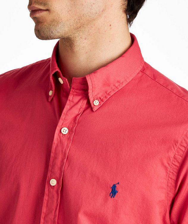 Short-Sleeve Cotton Shirt picture 2