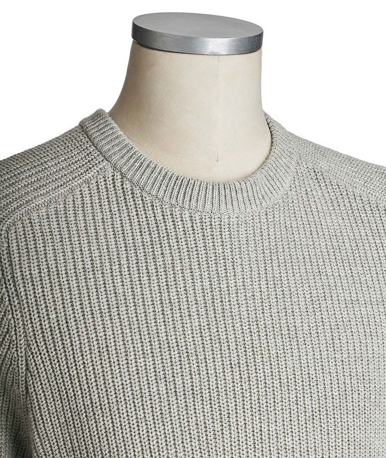 Fisherman's Knit Sweater image 1