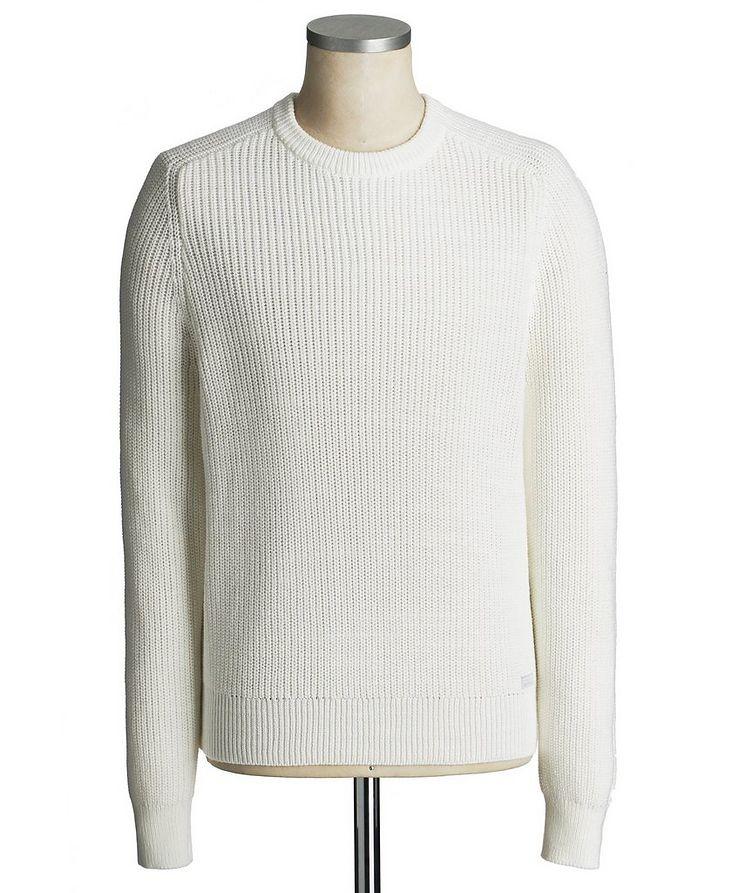 Fisherman's Knit Sweater image 0