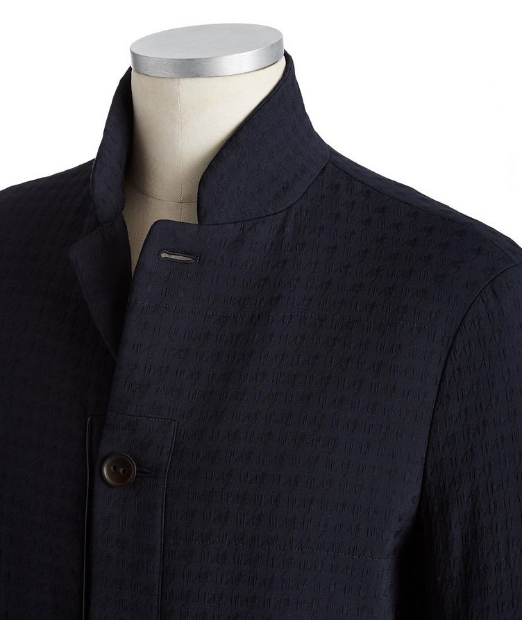 Insulated Weather-Resistant Sports Jacket image 1