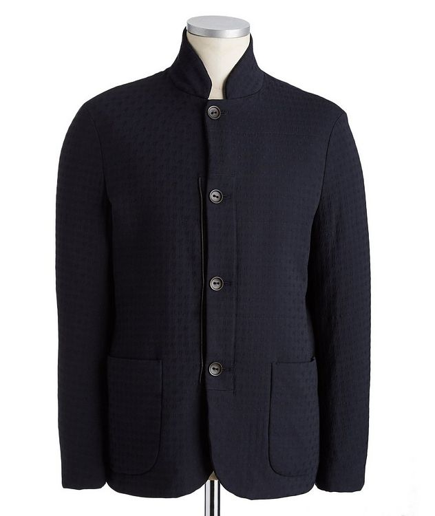 Insulated Weather-Resistant Sports Jacket picture 1
