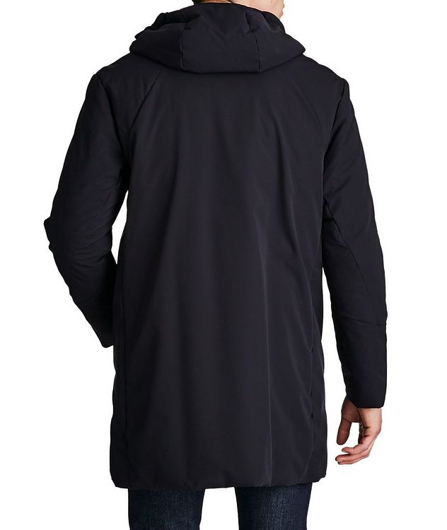 Water-Repellent Cashmere Flake Parka picture 2