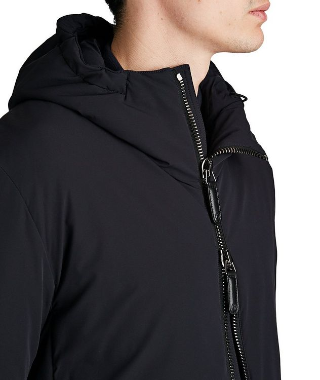 Water-Repellent Cashmere Flake Parka picture 3