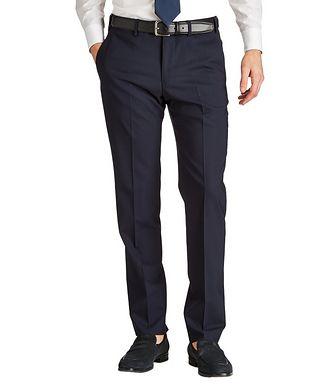 Giorgio Armani Stretch-Virgin Wool Trousers