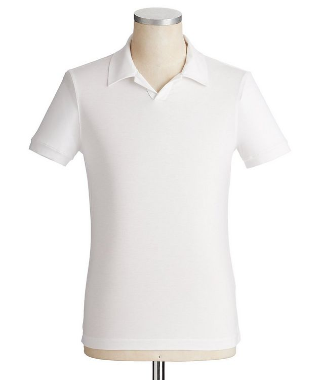 Stretch-Blend Polo picture 1