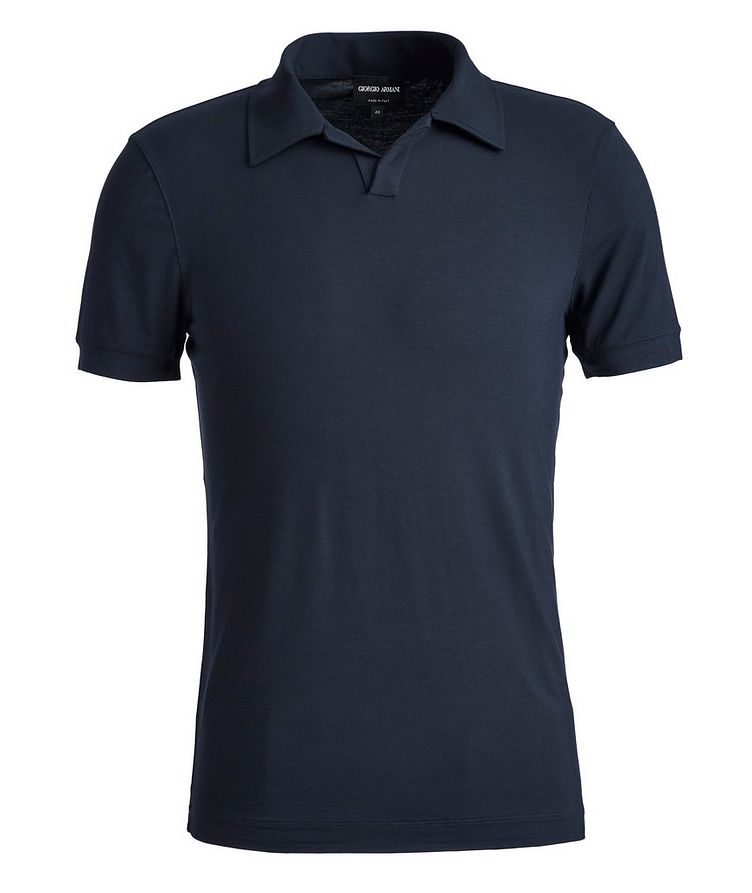 Stretch-Blend Polo image 0