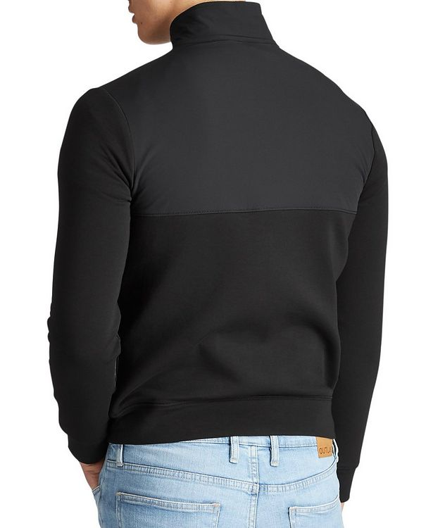 Travel Essentials Cotton-Blend Sweatshirt picture 2